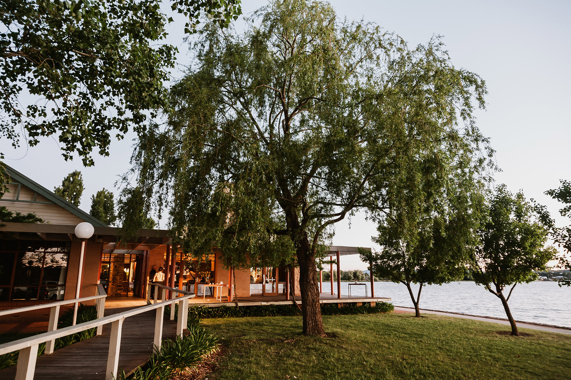 The Boat House wedding venue Elopement & Small Wedding Venues Canberra