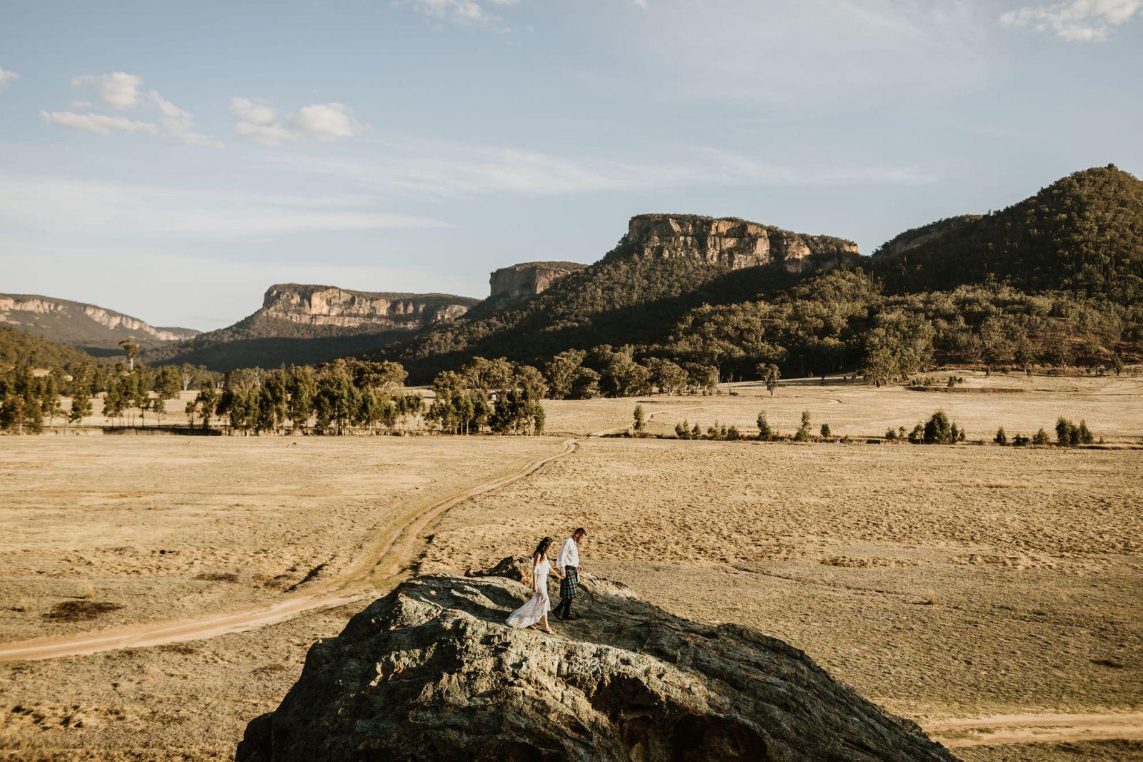 wolgan valley elopement