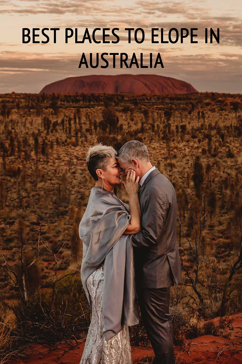best places to elope australia