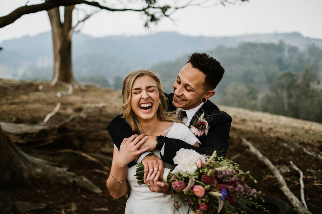 goosewing cottage elopement