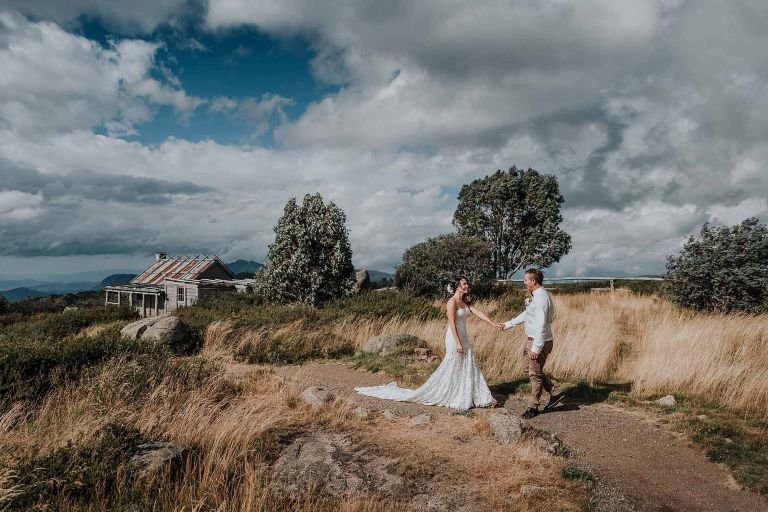 Craigs Hut Mount Stirling – Photography by Andrea Sissons Photography