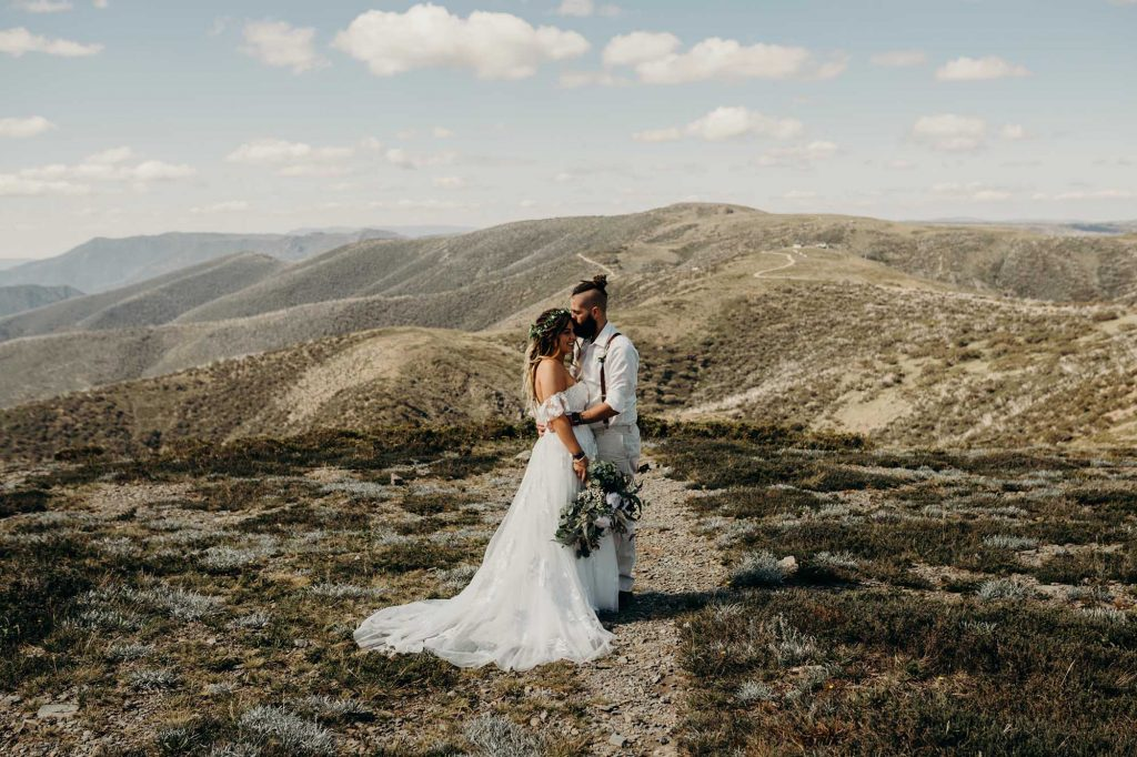 mount hotham elopement