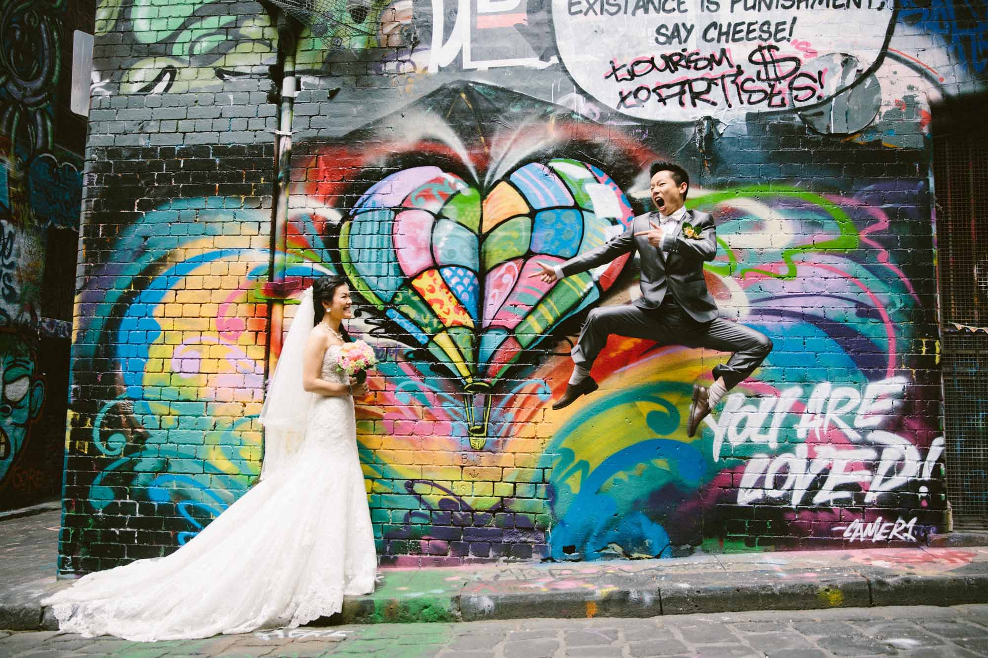 Melbourne elopement photographers