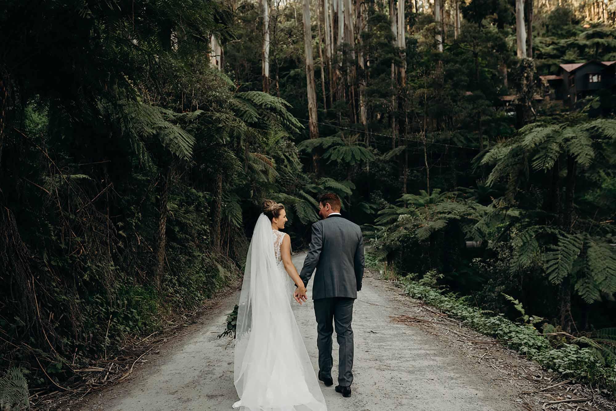 Dandenong Ranges elopement