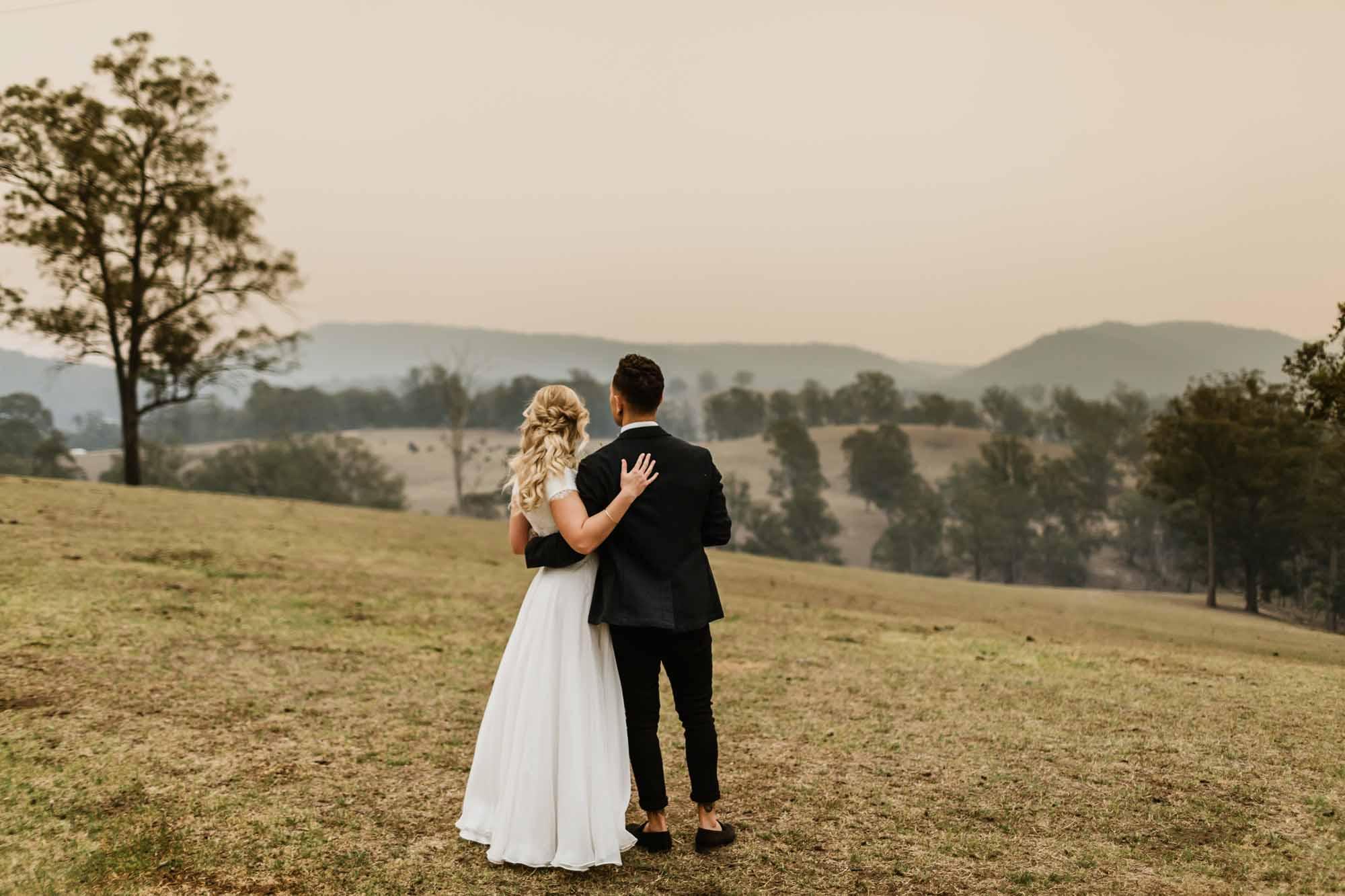 Hunter Valley Wedding & Elopement Photos